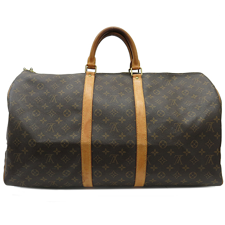Louis Vuitton(루이비통) M41424 모노그램 캔버스 키폴 55 여행용가방