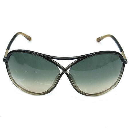 TOMFORD(톰포드) TF184 20B 투톤 컬러 금장 장식 뿔테 선글라스 [부산본점]