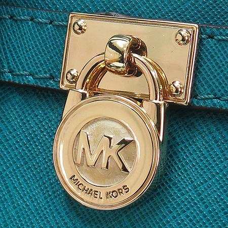MICHAELKORS(마이클코어스) 금장 로고 장식 미니 크로스백