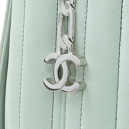 Chanel(샤넬) A30036 램스킨 은장 체인 숄더백 이미지5 - 고이비토 중고명품