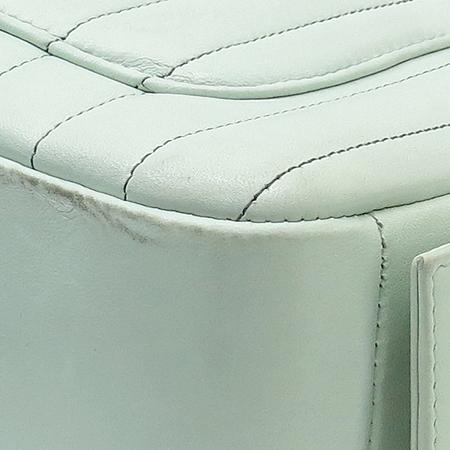 Chanel(샤넬) A30036 램스킨 은장 체인 숄더백 이미지7 - 고이비토 중고명품