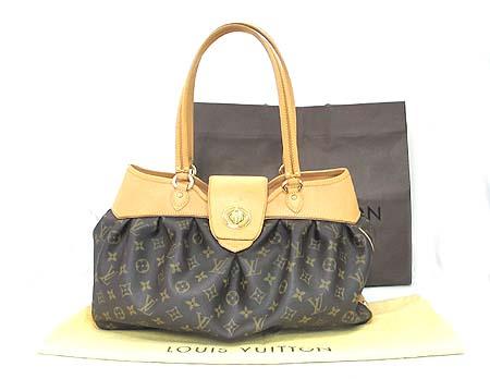 Louis Vuitton(루이비통) M45714 모노그램 캔버스 보에티 MM 숄더백 이미지5 - 고이비토 중고명품