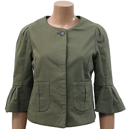 Fendi(펜디) FJ5994WUGF0LTR 카키 컬러 여성 자켓
