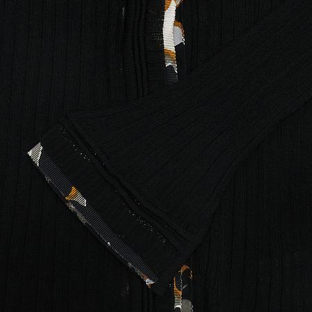 Roberto Cavalli(로베르토 카발리) 블랙 컬러 가디건