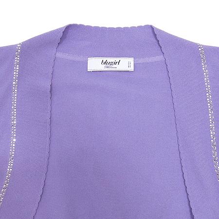 Blumarine(블루마린) blugirl 퍼플 컬러 볼레로 가디건 [강남본점] 이미지2 - 고이비토 중고명품