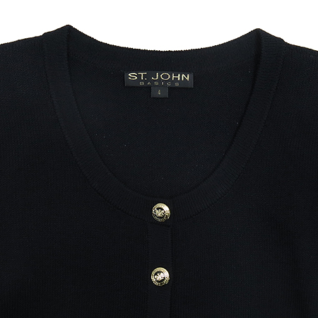 ST.John(센존) 블랙컬러 가디건