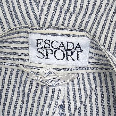 Escada(에스까다) SPORT 스트라이프 반바지 이미지4 - 고이비토 중고명품