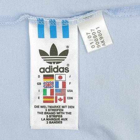 Adidas(아디다스) 반팔 라운드 넥 티