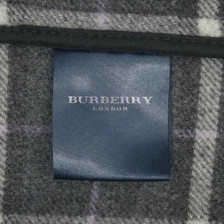 Burberry(버버리) 그레이 컬러 후드 더플 코트