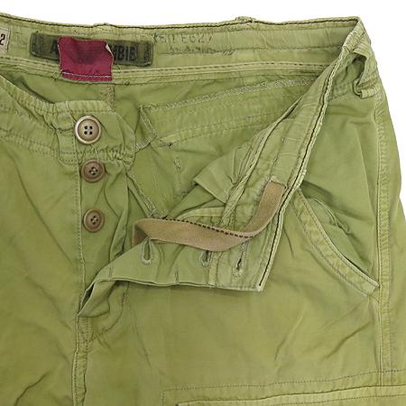 Abercrombie(아베크롬비) 겨자색 컬러 카고 바지 이미지2 - 고이비토 중고명품