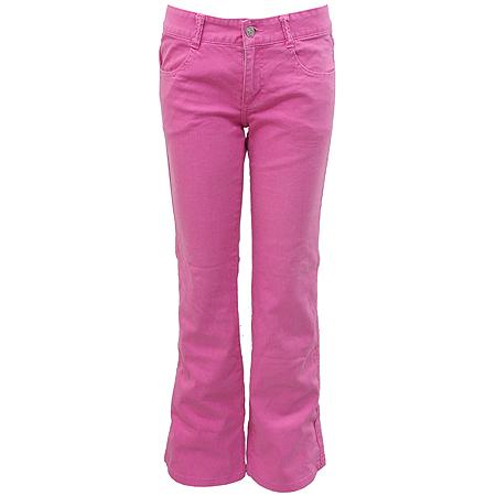 MICHAA(미샤) 핑크 컬러 바지