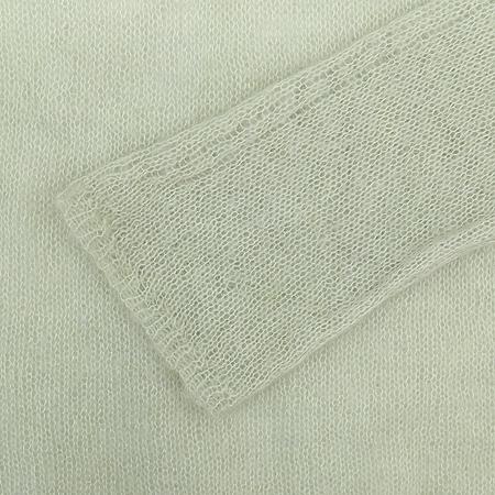 CODES COMBINE(코데즈컴바인) 애플그린컬러 시스루 티 이미지3 - 고이비토 중고명품