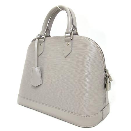 Louis Vuitton(루이비통) M40621 에삐 그레이 레더 알마 PM토트백