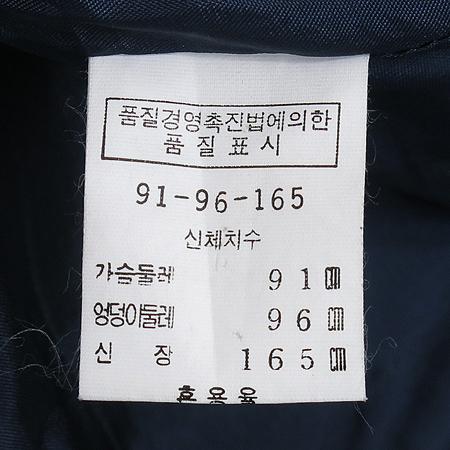 Laneyu(랑유) by김정아 네이비컬러 금장버튼 자켓