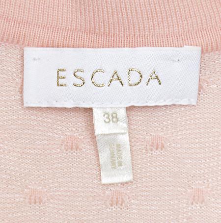 Escada(에스까다) 핑크컬러 티[인천점]