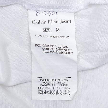 Calvin Klein(캘빈클라인) 멀티 컬러 반팔 티