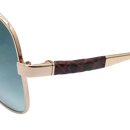 DSQUARED2 (디스퀘어드2) DQ0033 레더 장식 보잉 선글라스 이미지5 - 고이비토 중고명품
