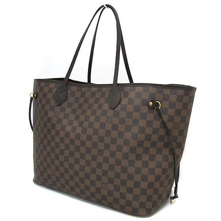 Louis Vuitton(루이비통) N51106 다미에 에벤 캔버스 네버풀 GM 숄더백 [부천 현대점] 이미지2 - 고이비토 중고명품