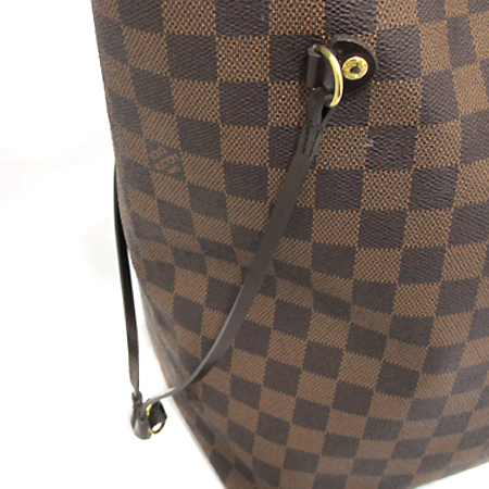 Louis Vuitton(루이비통) N51106 다미에 에벤 캔버스 네버풀 GM 숄더백 [부천 현대점] 이미지4 - 고이비토 중고명품