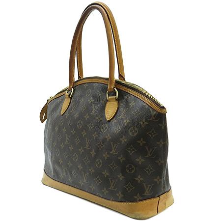 Louis Vuitton(루이비통) M40104 모노그램 캔버스 락킷 호리즌탈 토트백 이미지2 - 고이비토 중고명품