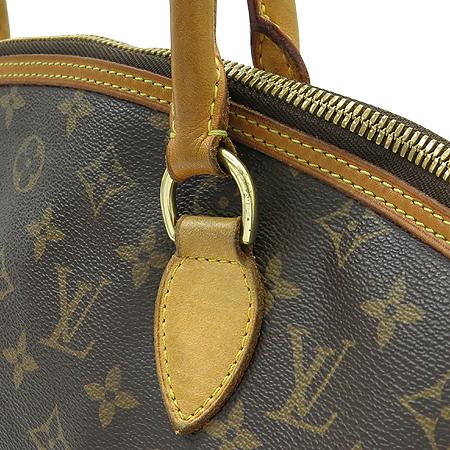 Louis Vuitton(루이비통) M40104 모노그램 캔버스 락킷 호리즌탈 토트백 이미지3 - 고이비토 중고명품