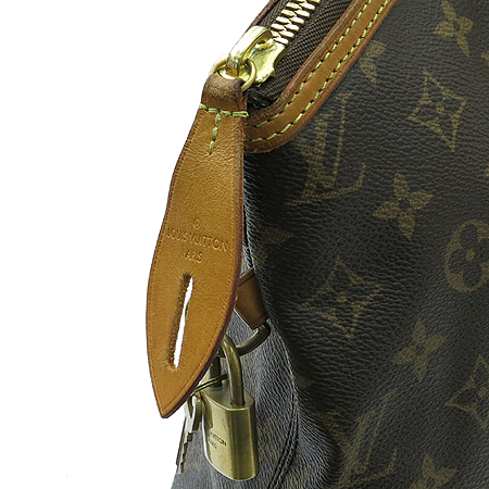 Louis Vuitton(루이비통) M40104 모노그램 캔버스 락킷 호리즌탈 토트백 이미지4 - 고이비토 중고명품