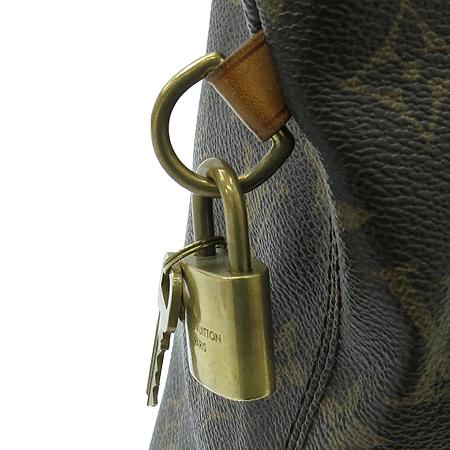 Louis Vuitton(루이비통) M40104 모노그램 캔버스 락킷 호리즌탈 토트백 이미지5 - 고이비토 중고명품