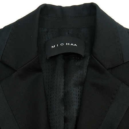 MICHAA(미샤) 블랙 자켓 (배색:실크100)