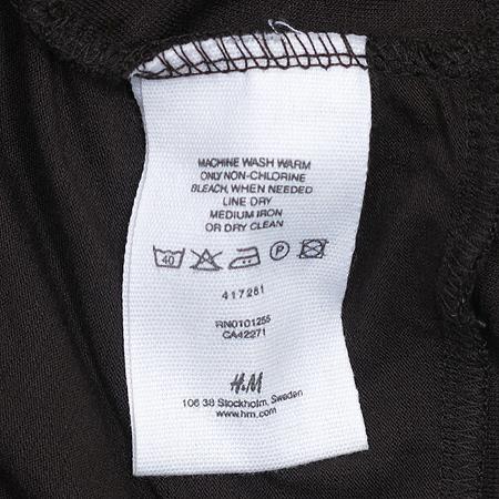 H&M(에이치엔엠) 홀터넥 나시 이미지5 - 고이비토 중고명품