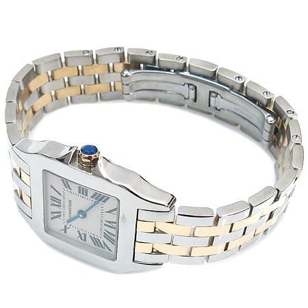 Cartier(까르띠에) W25067Z6 DEMOISELLE (드모아젤) 콤비 M 사이즈 여성용 시계 [대구반월당본점] 이미지2 - 고이비토 중고명품