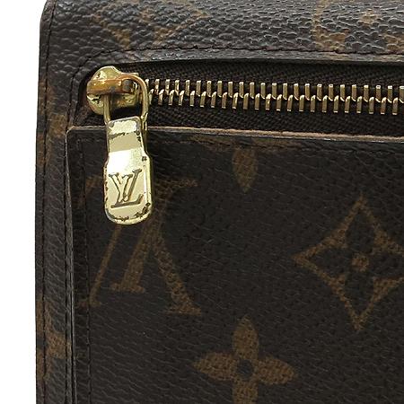 Louis Vuitton(루이비통) M58013 모노그램 캔버스 코알라 월릿 반지갑