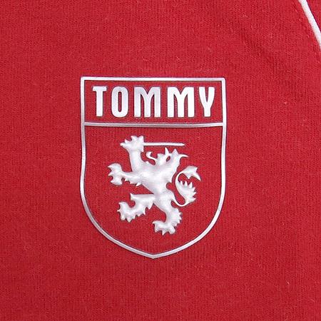 Tommy(타미) 아동용 카라 반팔 티