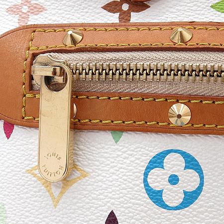 Louis Vuitton(루이비통) M92647 모노그램 멀티 컬러 화이트 알마 토트백