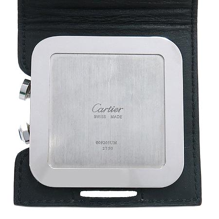 Cartier(까르띠에) W0100151 산토스 여행용 겸 탁상 시계