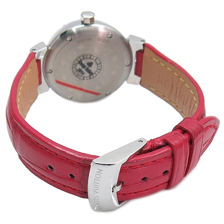 Louis Vuitton(루이비통) Q121F1 땅부르 포에버 다이아 악어 가죽 여성용 시계 [강남본점] 이미지4 - 고이비토 중고명품