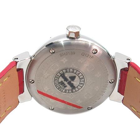 Louis Vuitton(루이비통) Q121F1 땅부르 포에버 다이아 악어 가죽 여성용 시계 [강남본점] 이미지5 - 고이비토 중고명품
