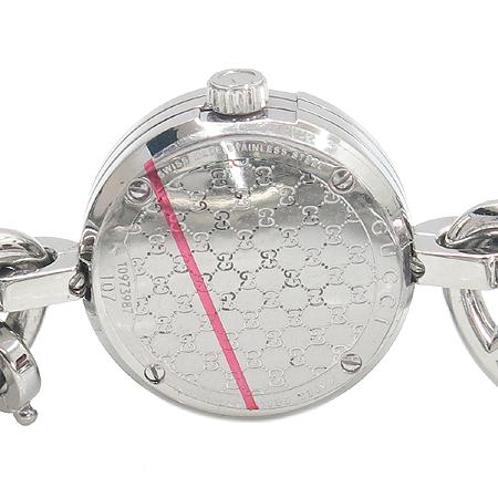 Gucci(구찌) YA107508 1포인트 다이아 여성용 팔찌형 시계 [명동매장]