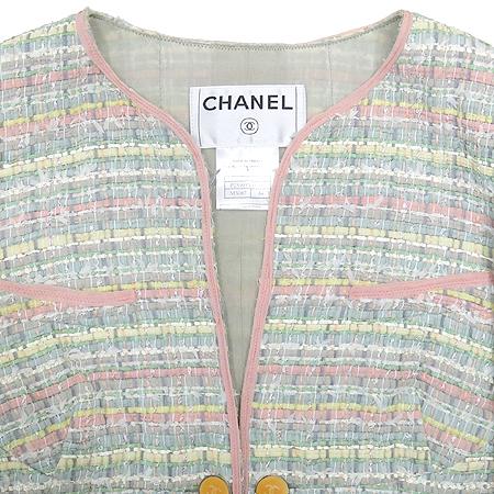 Chanel(샤넬) 05P P25993V16389 실크 혼방 트위드 정장 세트 [부산센텀본점]