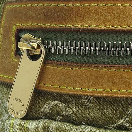 Louis Vuitton(루이비통) M95213 모노그램 데님 배기 PM 숄더백 + 숄더스트렙 이미지5 - 고이비토 중고명품