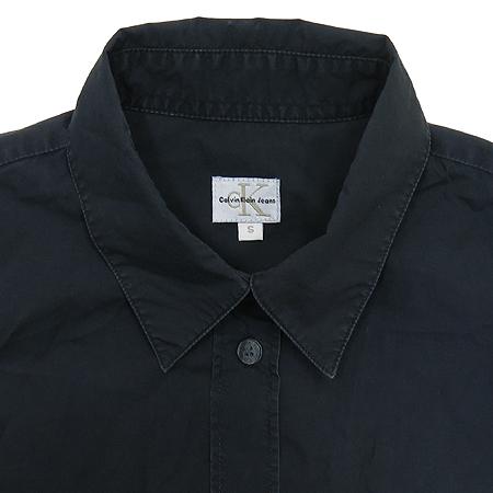 Calvin Klein(캘빈클라인) 차콜그레이컬러 남방