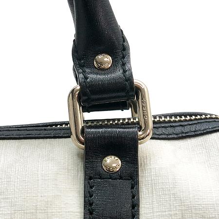 Gucci(구찌) 193604 GG 로고 PVC 미니 보스톤 토트백 이미지4 - 고이비토 중고명품