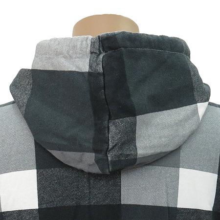 H&M(에이치엔앰) 멀티 컬러 후드 집업 가디건 이미지2 - 고이비토 중고명품