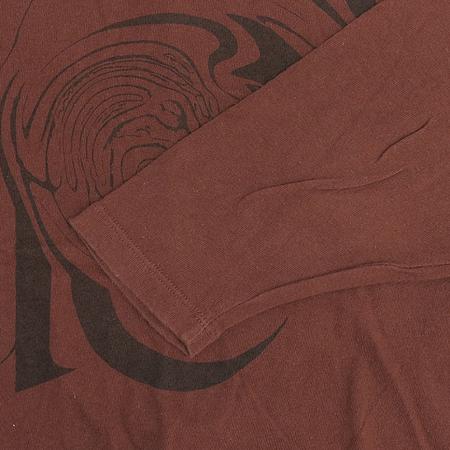 CODES COMBINE(코데즈컴바인) 브라운 컬러 티