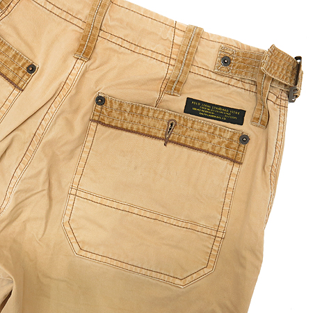 Polo Jeans(폴로 진스) 베이지컬러 카고 반바지 이미지3 - 고이비토 중고명품