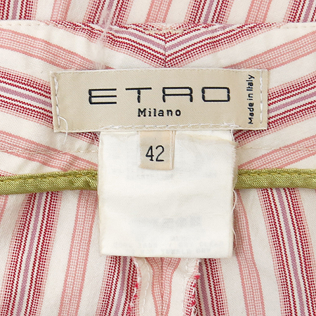 Etro(에트로) 스트라이프 바지