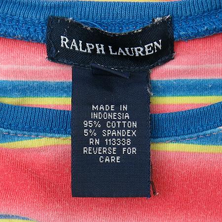 Polo Ralphlauren(폴로) 아동용 무지개 티 이미지5 - 고이비토 중고명품