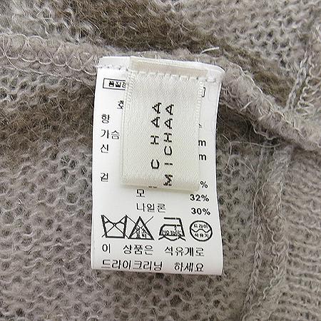 MICHAA(미샤) 스트라이프 패턴 니트 이미지4 - 고이비토 중고명품
