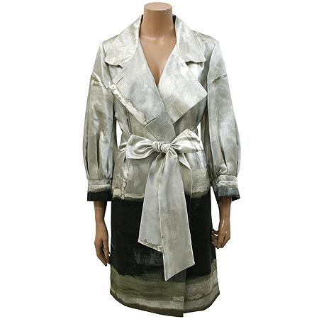 MICHAA(미샤) 그라데이션 패턴 코트