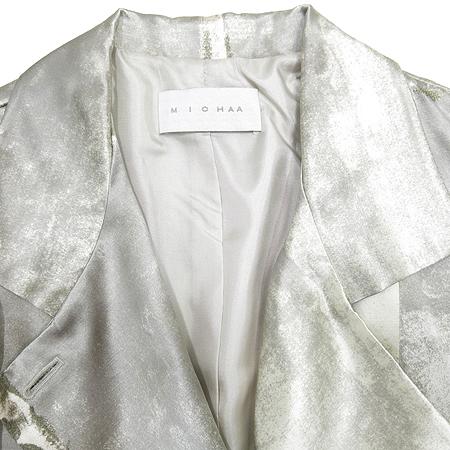 MICHAA(미샤) 그라데이션 패턴 코트 이미지2 - 고이비토 중고명품