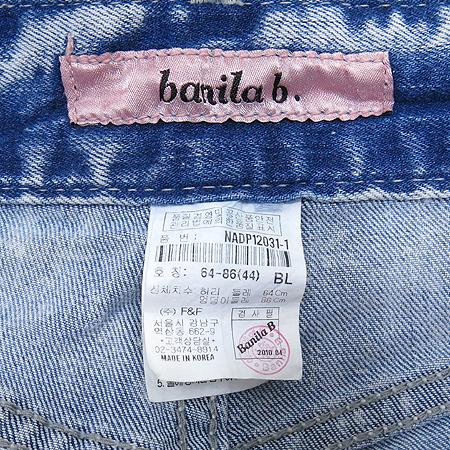 BANILA B(바닐라비) 연청 7부 바지